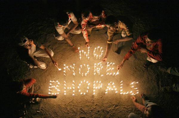 Bhopal Fund Raise 2017. Santosa in Edinburgh