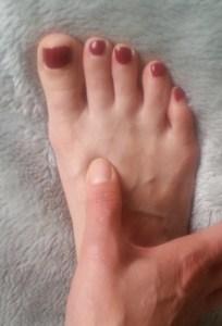 Jenny Shiatsu Foot