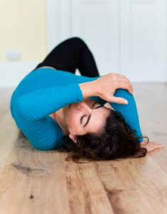 Feldenkrais Classes Edinburgh with Merav Israel at Santosa Edinburgh