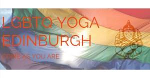 LGBTQ Yoga Edinburgh Santosa