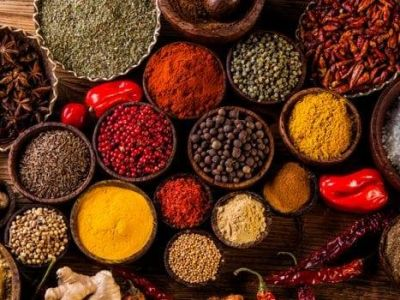 Traditional Indian Cookery Classes with Shahana Santosa Edinburgh