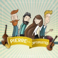 illustratie cover art Pierre et les optimistes