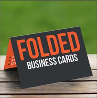 Print landscape folded business cards in worthing studio 13 folded business cards colourmoves Gallery