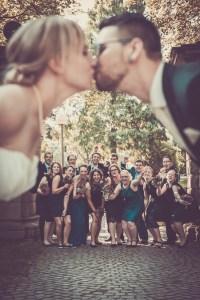 Hochzeit Shooting Freunde