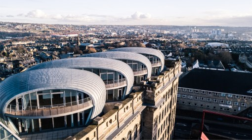 Lister Mills With Urban Splash