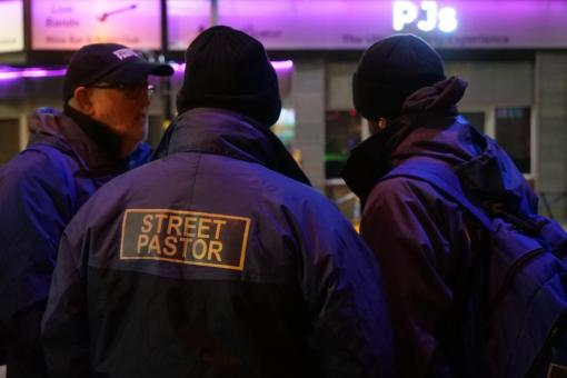 Warrington Street Pastors
