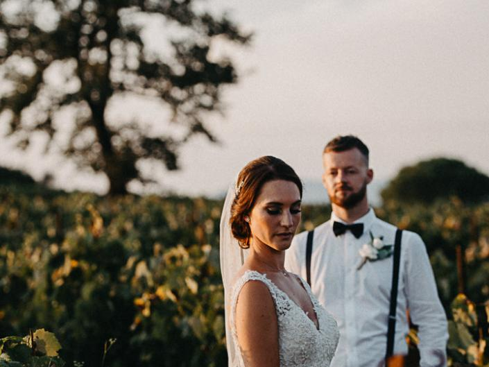 Winery Wedding In Greece