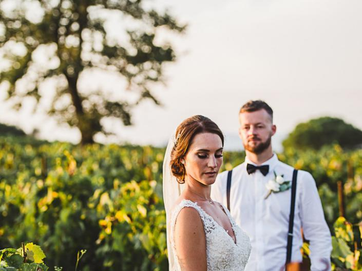 Hand To Hand / Boho Vineyard Wedding
