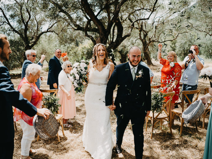 Oliveyard Rustic Wedding