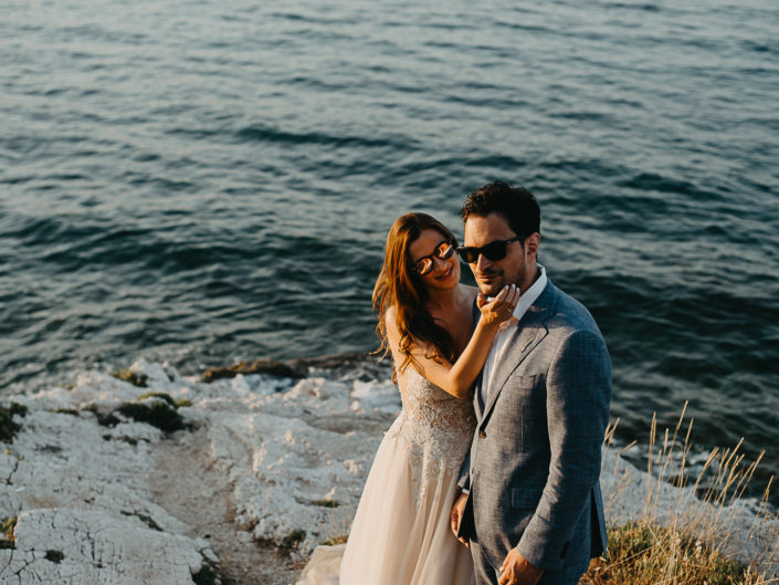 Rustic Wedding In Corfu
