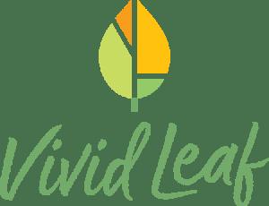 Vivid Leaf logo