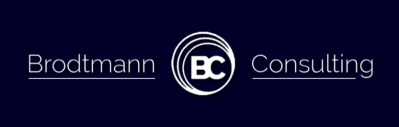 The old Brodtmann Consulting logo