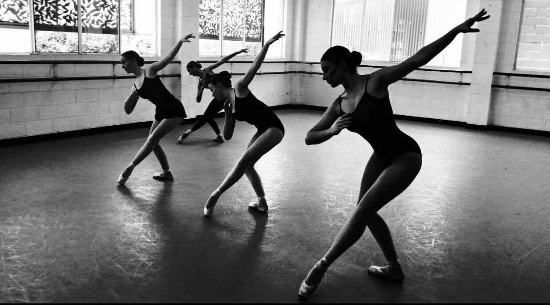 Classical dancers audition for new contemporary company