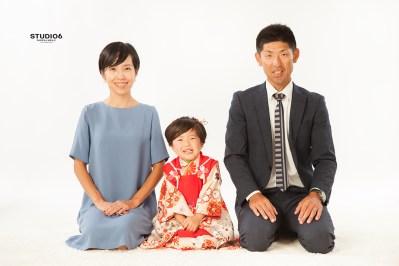 七五三撮影 大阪