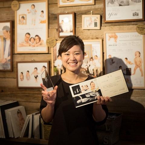 《等身大フォトアワード2020》ステイホーム賞受賞!!