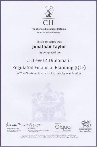Jonathan Taylor — Studio 61 Wealth Management