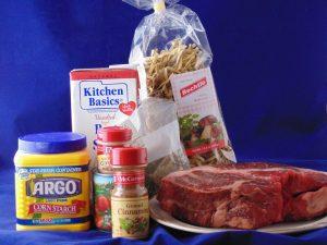 Ingredients Bavarian Pot Roast