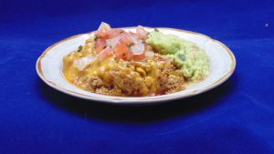 Scrambled Eggs Mexican