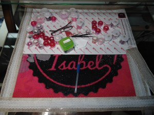SewIsabel Logo Diamond Painting