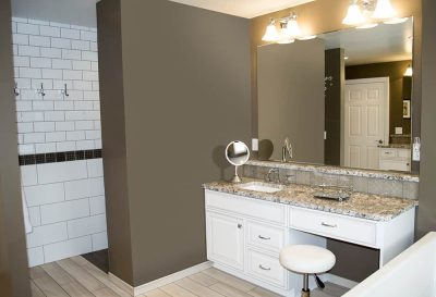 traditional master bathroom photos