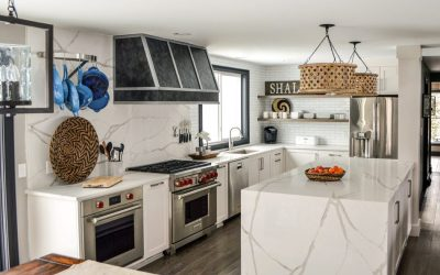 6 Popular Countertops You Should Consider for Your Kitchen Remodel