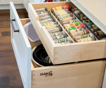 Studio 76 drawer square