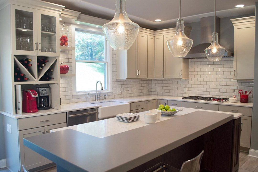 kitchen remodel featuring Medallion cabinets