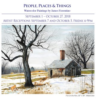 Recent Exhibitions – Studio 7 Fine Art Gallery