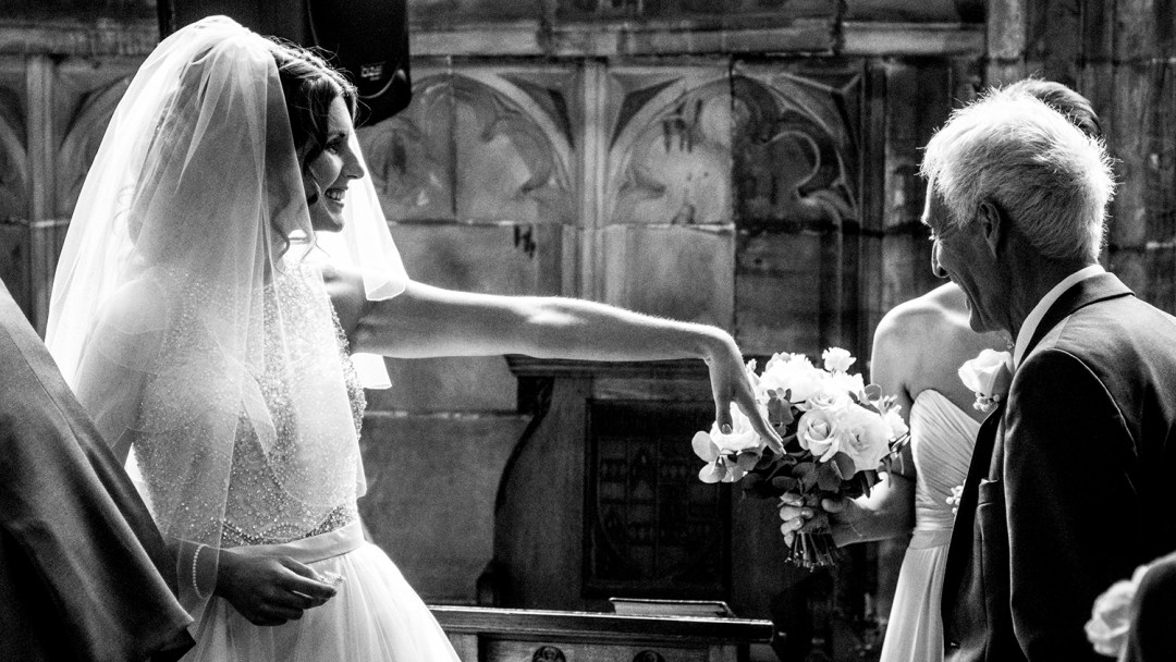 bride-shows-off-wedding-ring
