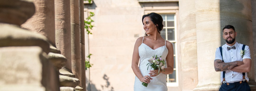 Studio 900 wedding photography Birkenhead Town Hall