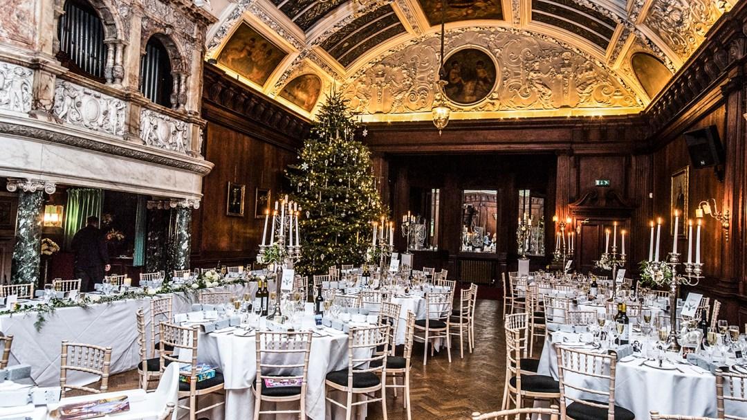 Music Room Thornton Manor weddings