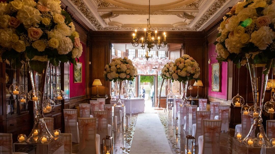 Ceremony Room Thornton Manor 2