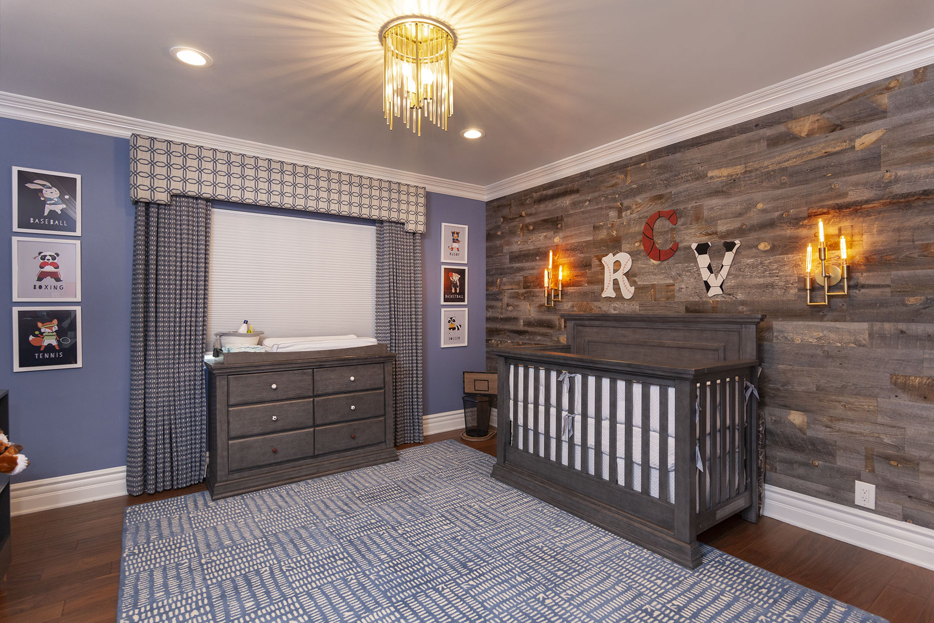 Nursery Interior Design Let The Room Grow With The Baby