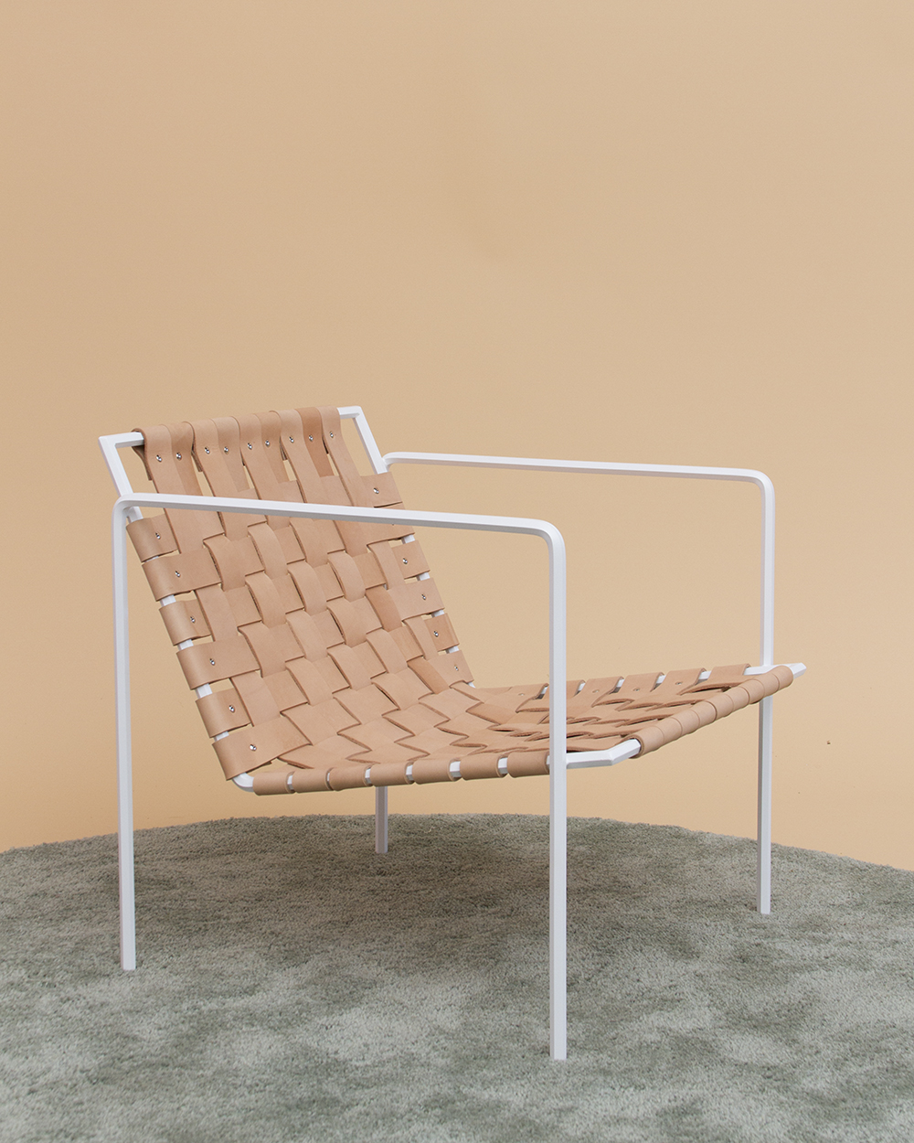 Amigo Modern - Rod & Weave Chair
