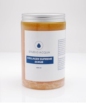 Collagen supreme scrub