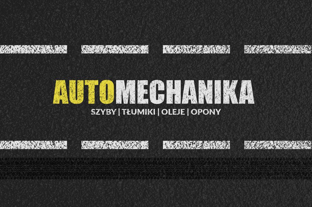 Projekt wizytówki mechanik samochodowy - Wizytówka dla branży motoryzacyjnej