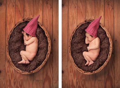 新生児撮影例2