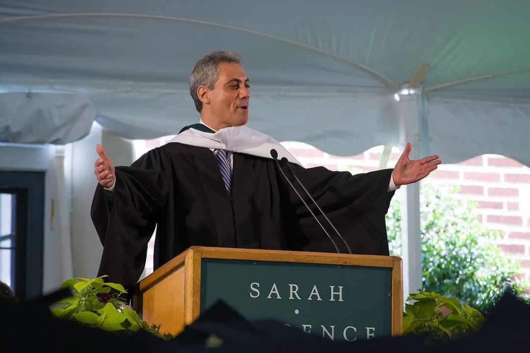 Rahm Emanuel, chef de cabinet de la Maison Blanche