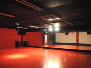 スタジオバース倉敷,DANCESTUDIO A 55帖
