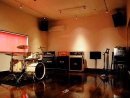 StudioBirth倉敷音楽Dスタジオ
