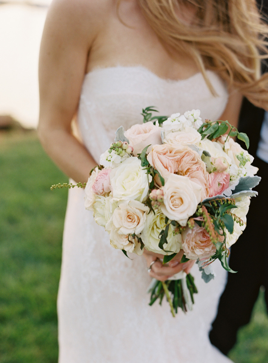 September Wedding at the Riverside Yacht Club by Blush