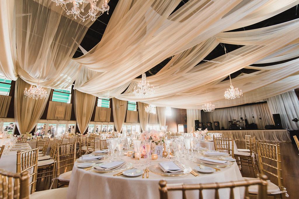 Romantic Madison Beach Club Wedding By Blush Floral Design