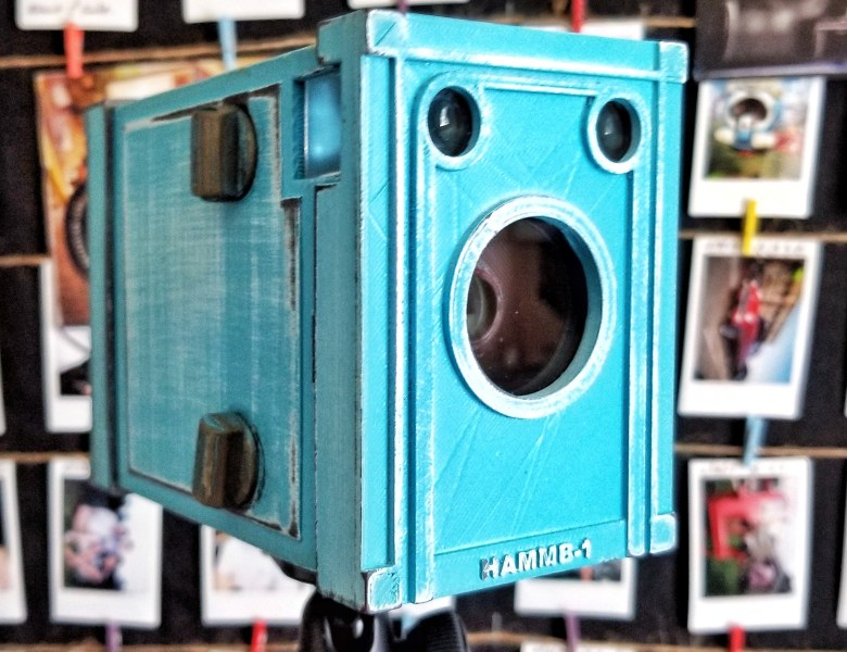 The Box is Back: The Modern Box Camera