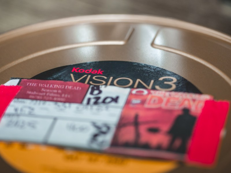 Talking Celluloid with Kodak Motion Picture