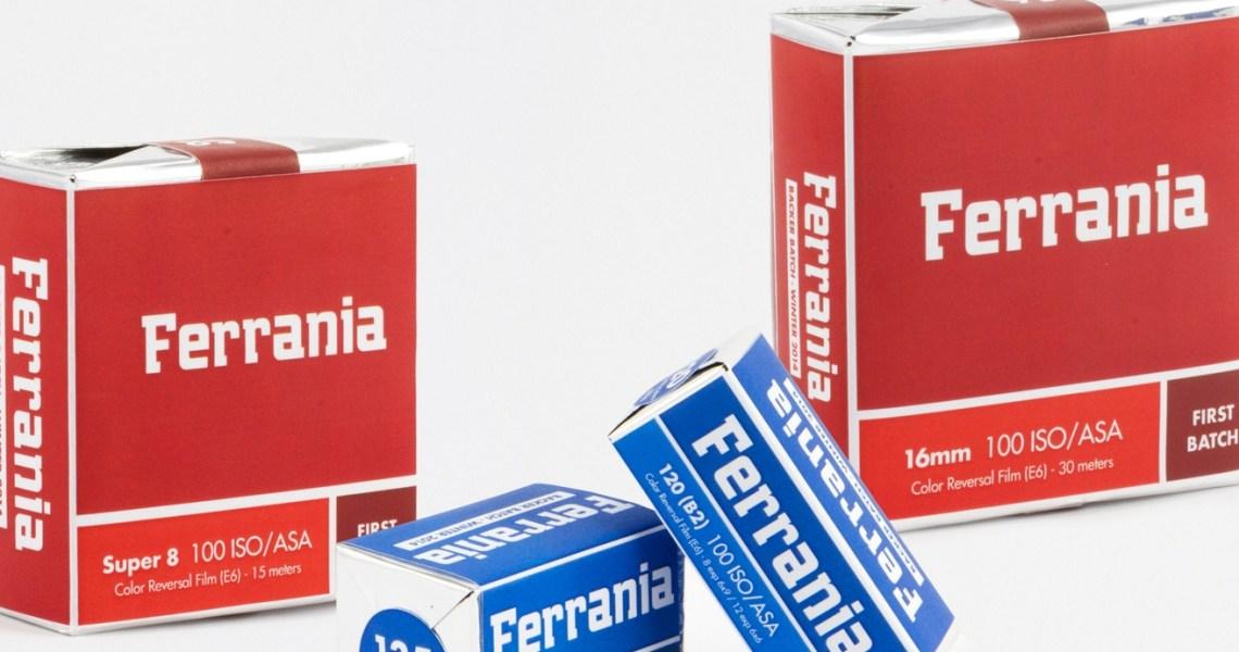 FILM Ferrania Releases Q&A Video Series on Kickstarter Campaign