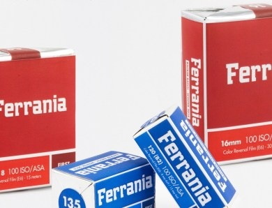 FILM Ferrania Releases Q&A Video Series on Kickstarter Campaign