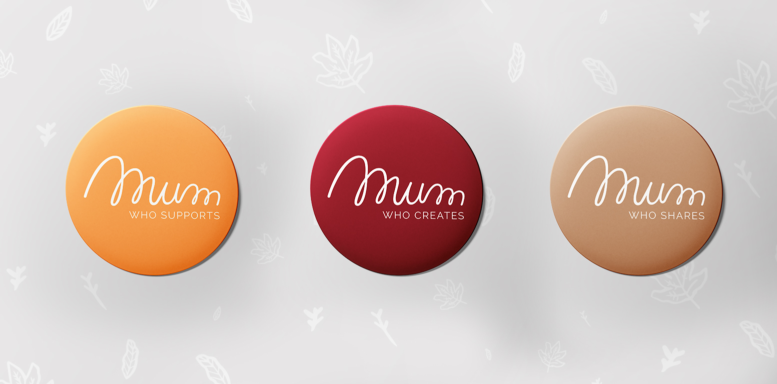Badges Mum-to-be Party