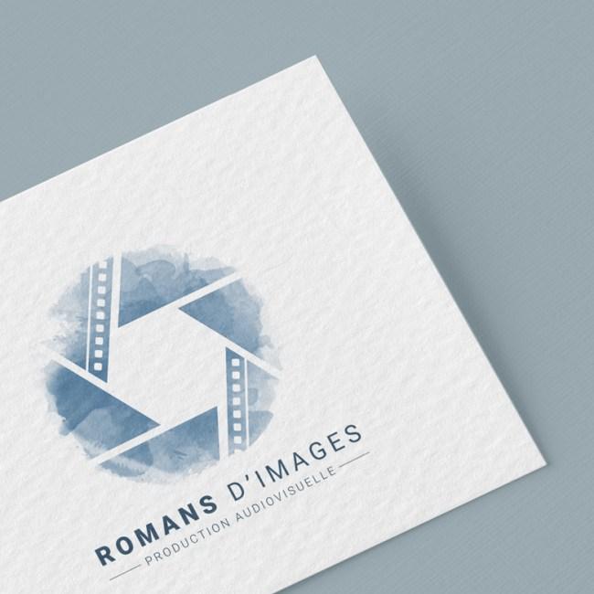 logo Romans d'Images