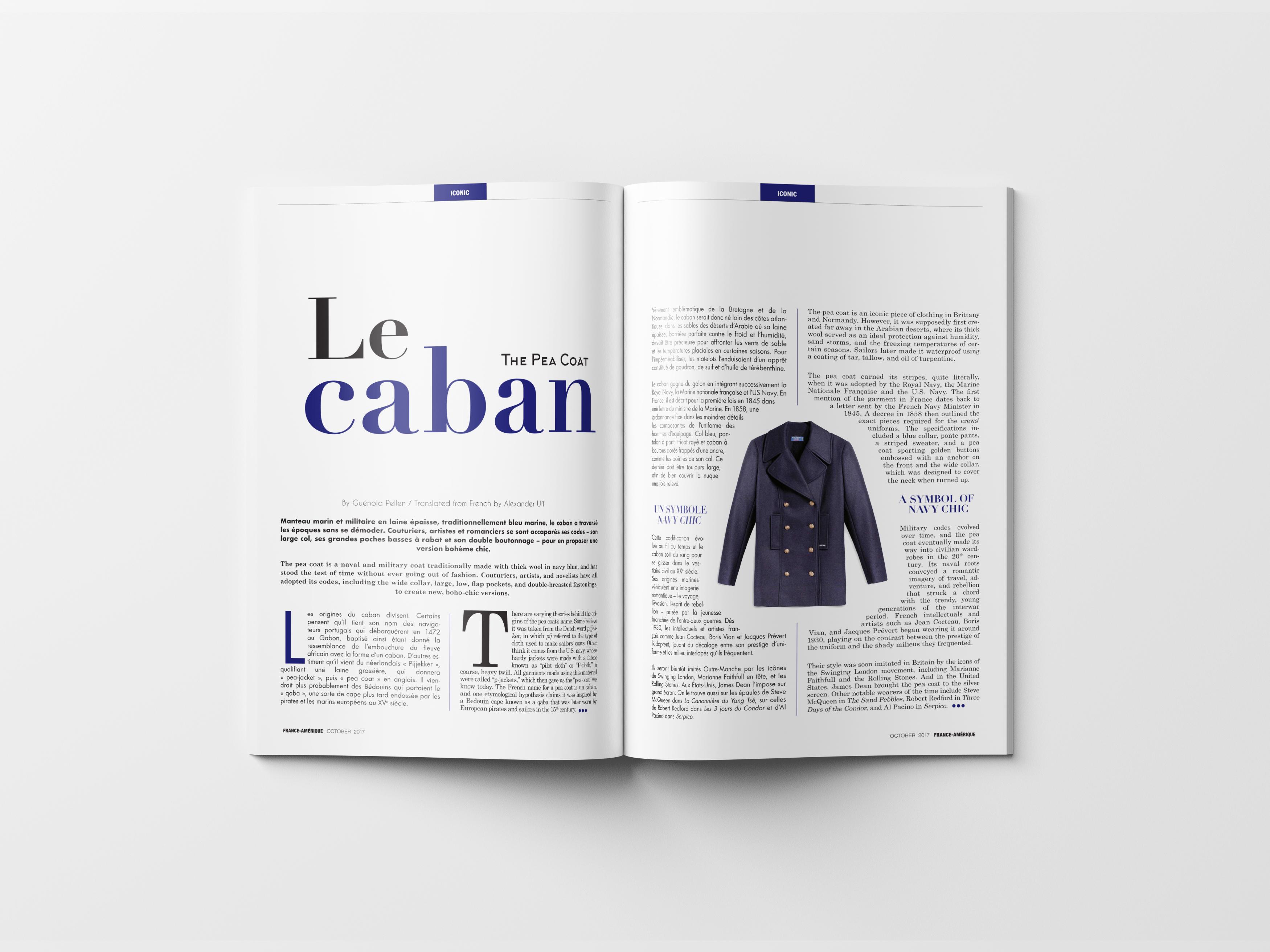 France-Amerique magazine