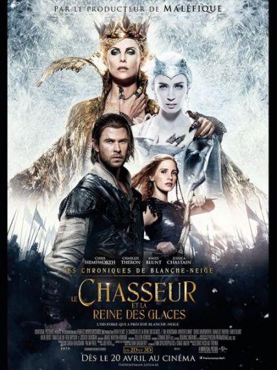 Blanche Neige Et La Reine Des Glaces : blanche, neige, reine, glaces, Chasseur, Reine, Glaces, Cinémas, Studio